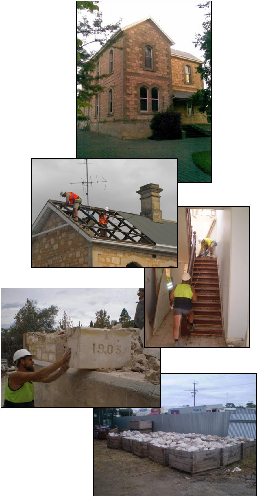 Naracoorte Convent Salvage